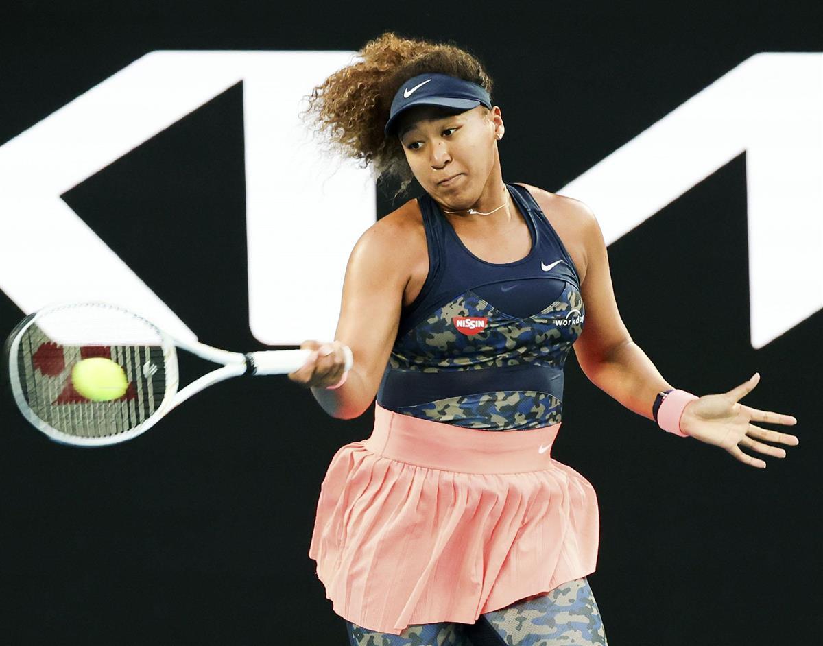 テニス 決勝 女子