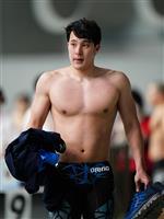 瀬戸「後半2種目に自信がない」疲労色濃く 競泳東京都オープン