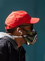 「二重マスク」は効果大? 米政府機関の実験で示された着用法