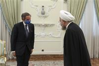 IAEA事務局長 きょうイラン訪問 査察受け入れ停止で