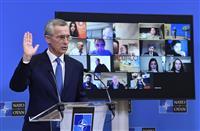 NATO事務総長 中国の台頭めぐり日豪と関係強化を