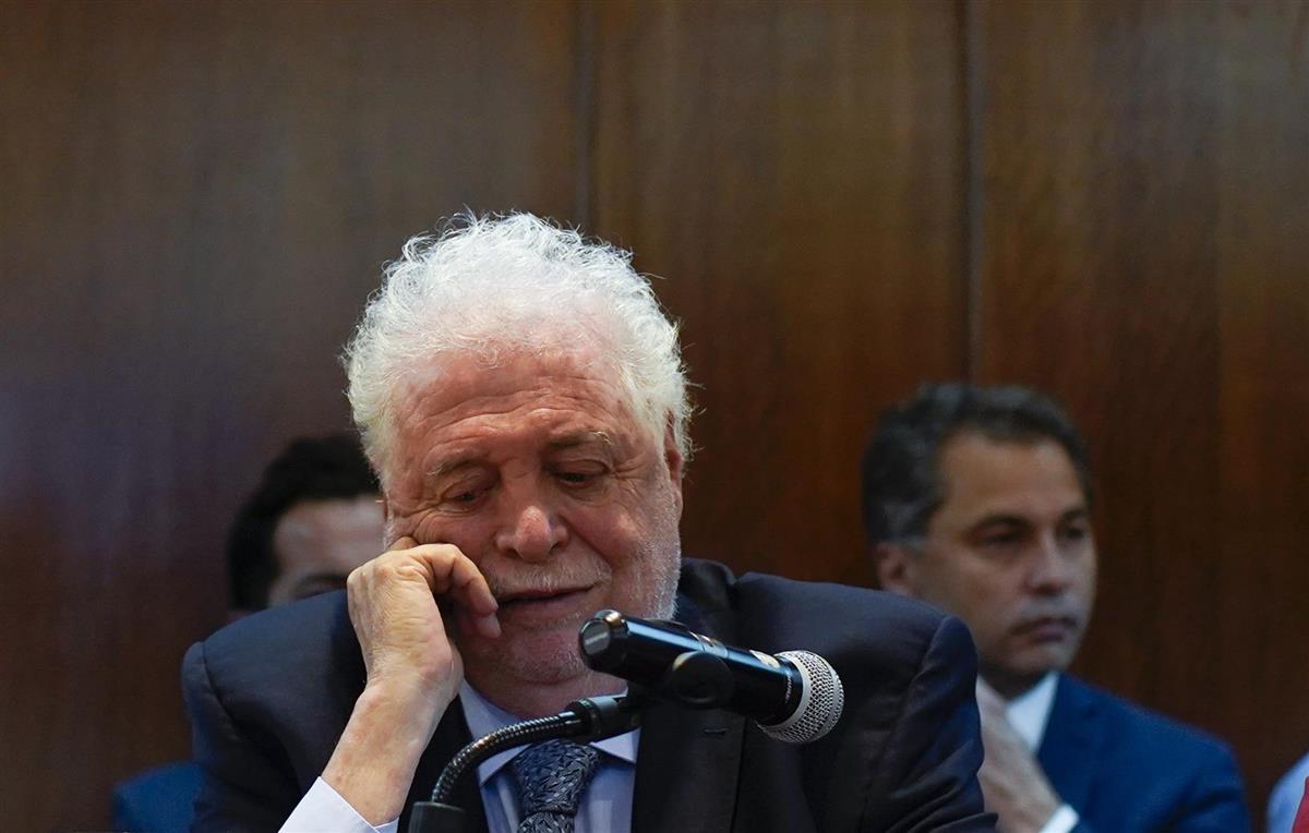 アルゼンチンのゴンサレス保健相(AP)