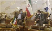 IAEAトップ、イランへ 査察受け入れ停止巡り協議