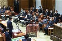 菅(すが)首相対菅(かん)元首相、緊急事態のリーダーの在り方をテーマに論戦