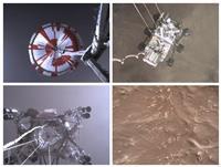 【動画】火星探査車着陸「恐怖の7分間」鮮明な動画を公開 NASA