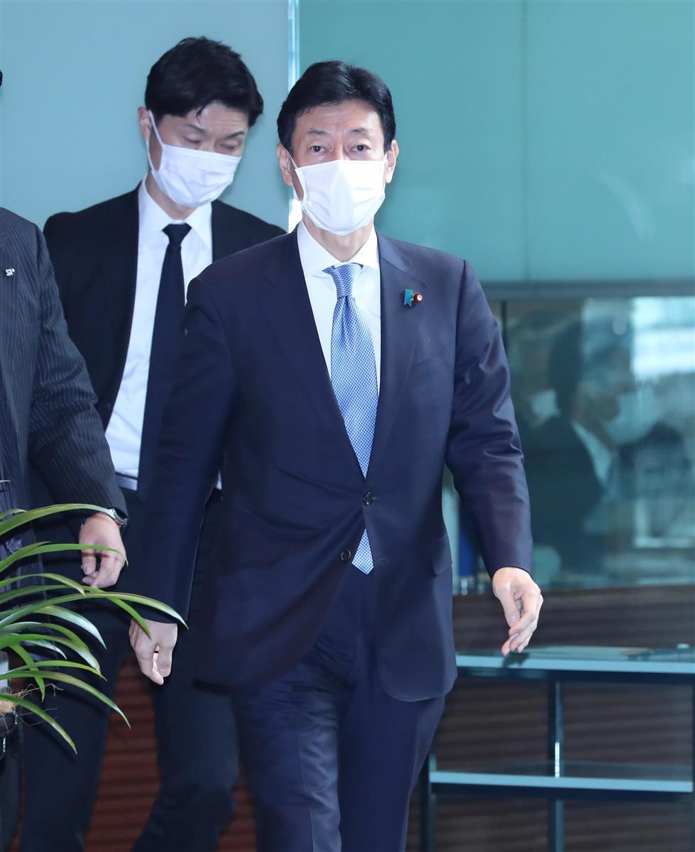 首都圏に時短「命令」視野 福岡は厳しい認識 西村担当相
