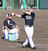 【プロ野球通信】ロッテのスター候補生 安田、藤原が猛特訓 ソフトバンクから学べ