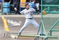 巨人・桑田コーチ補佐が初の打撃投手