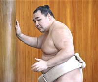 進退の鶴竜、慎重な調整 大相撲合同稽古