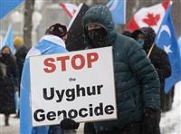 カナダ下院 中国のウイグル弾圧は「ジェノサイド」 動議採択