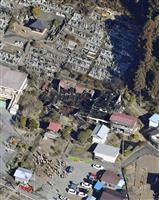 東京・青梅の山林火災、消火再開 都、陸自に災害派遣要請