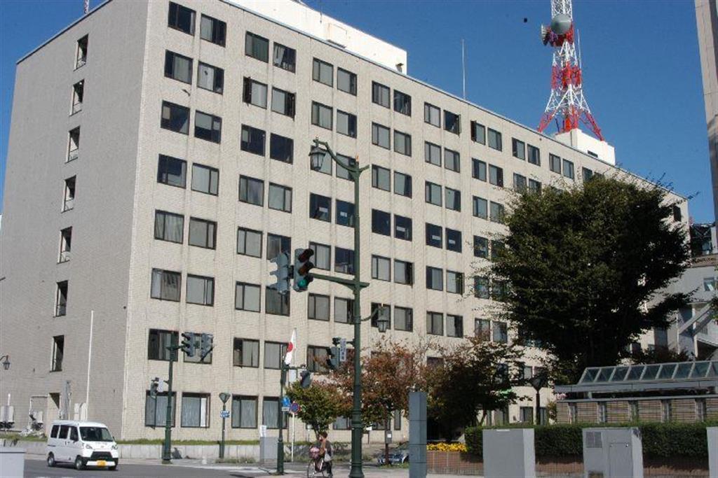 三沢基地所属の自衛官逮捕 女子中学生に淫行疑い