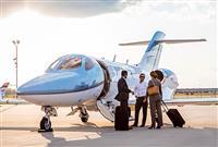 ホンダ機チャーター開始 国内初の一般客向け