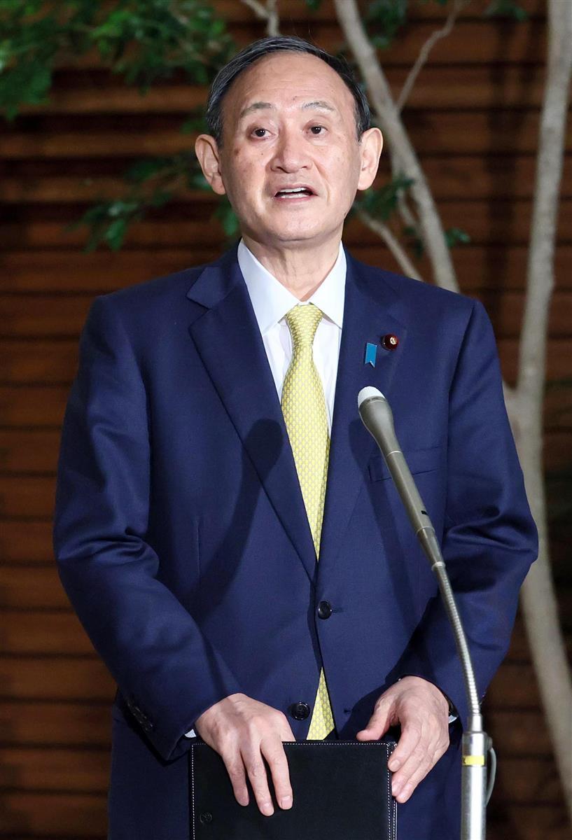 菅首相「既得権益打破」のイメージに打撃 総務省幹部ら接待問題…