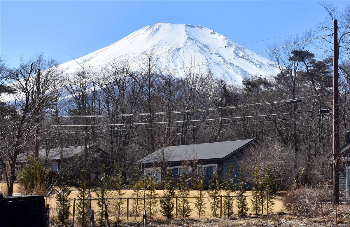 山梨県有地「富士急が相当の収入」 知事、調査の一部を初公表