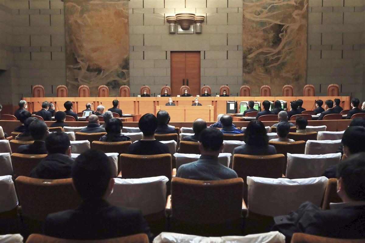 「企業責任の断罪を」 建設石綿、東京訴訟結審