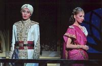 【鑑賞眼】宝塚歌劇団月組「ダル・レークの恋」 菊田一夫の濃過ぎる名作を今に