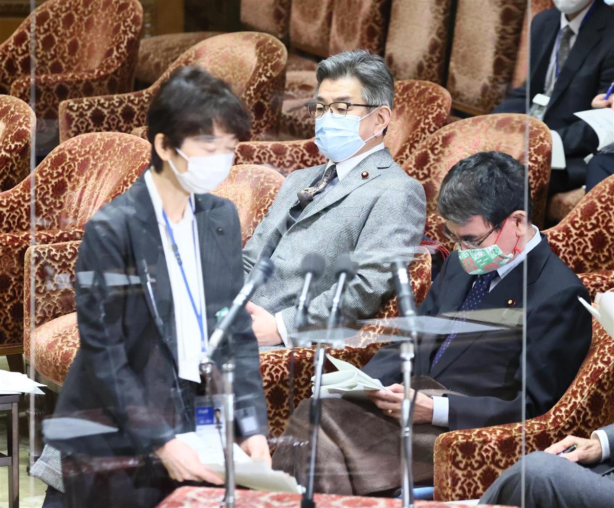 山田内閣広報官、菅首相出演のNHK番組への抗議を否定 「電話…
