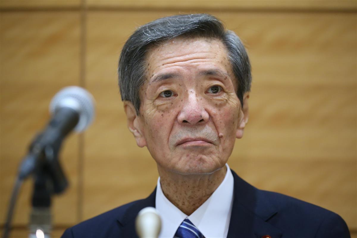 自民・竹下氏、橋本会長の過去の報道に「彼女にセクハラの意識な…
