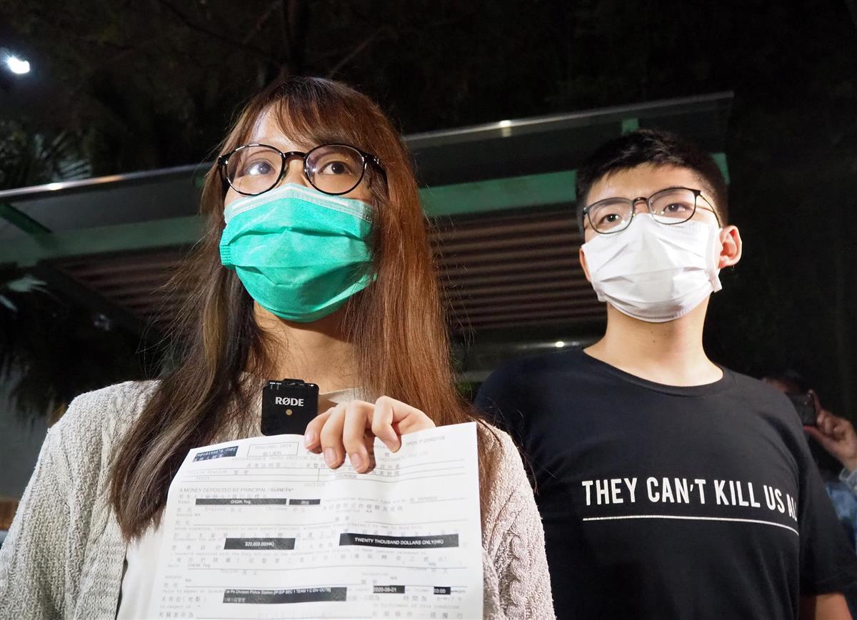 日豪首脳、香港、ウイグルの人権状況に「深刻な懸念」 電話会談…