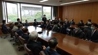 福岡県知事選に元国交官僚が出馬検討、自民は分裂含み