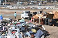 聖火リレー準備止めない 福島、地震復旧と同時進行
