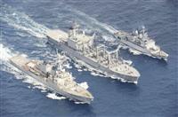 米軍艦が台湾海峡航行、中国を牽制