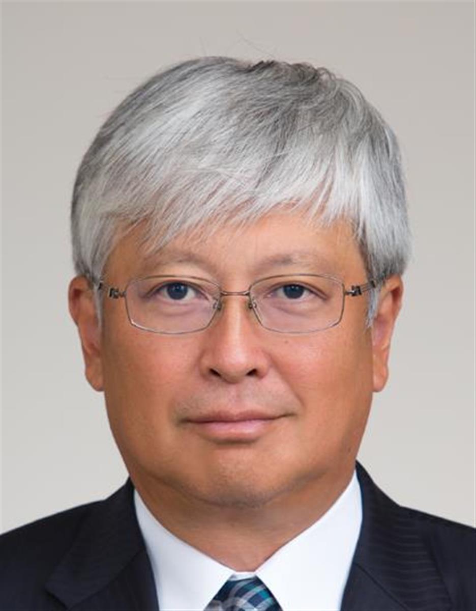 みなと銀行の社長就任が発表された武市寿一専務(同行提供)