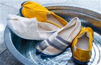 まるで裸足感覚!老舗足袋メーカーが作る新感覚のシューズ「たびりら」