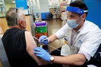 米高齢者施設の感染80%減少 12月のワクチン接種開始後
