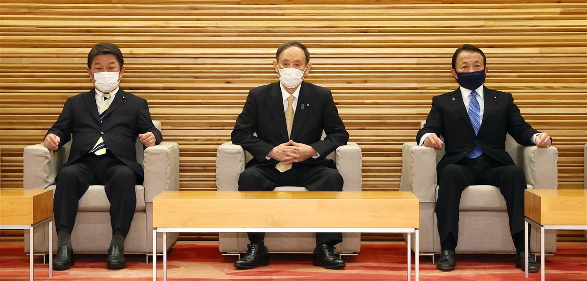 政府、緊急事態6府県解除へ 与党側に「福岡」も伝達