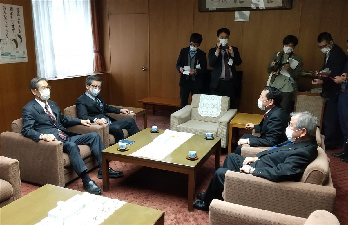 【福岡県知事選】県議会3会派は服部副知事で一致