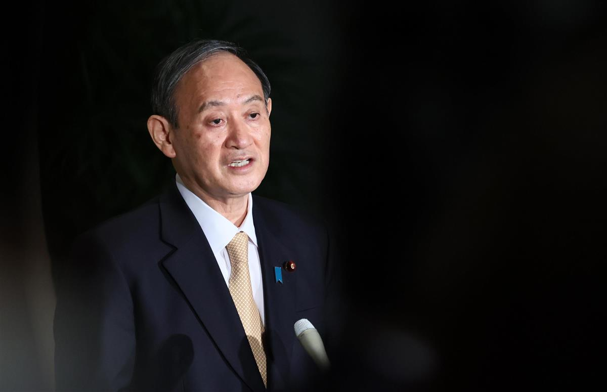 【菅首相のぶら下がり会見詳報】(1)「やるべきことを徹底して…
