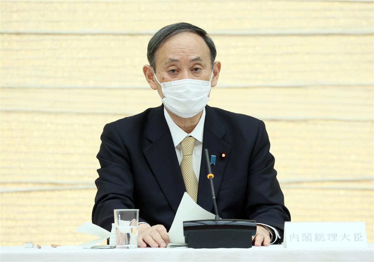 6府県、28日で宣言解除 時短要請は継続