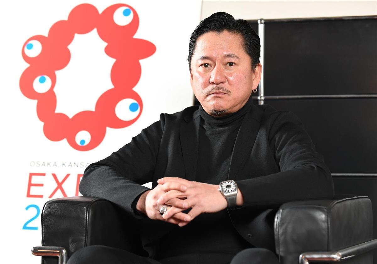 【一聞百見】「キモカワ」…大阪万博ロゴの生みの親が明かす制作秘話
