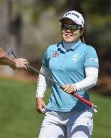 17位畑岡「自分らしいショット」 今季初戦で好感触 米女子ゴルフ