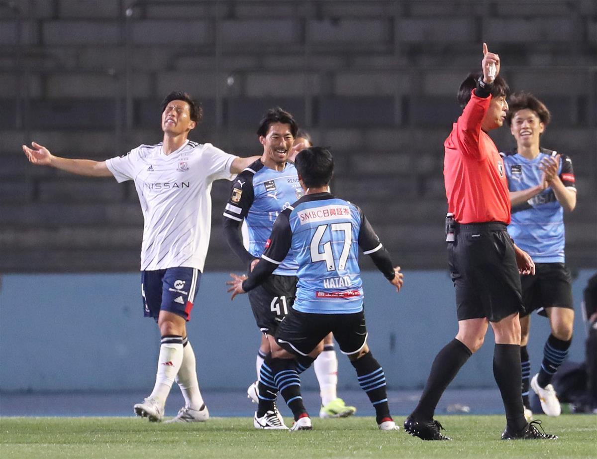 「王者の貫禄」川崎が横浜M粉砕で好発進