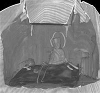 聖徳太子立像内に菩薩半跏像 奈良博の調査で判明 特別展で公開