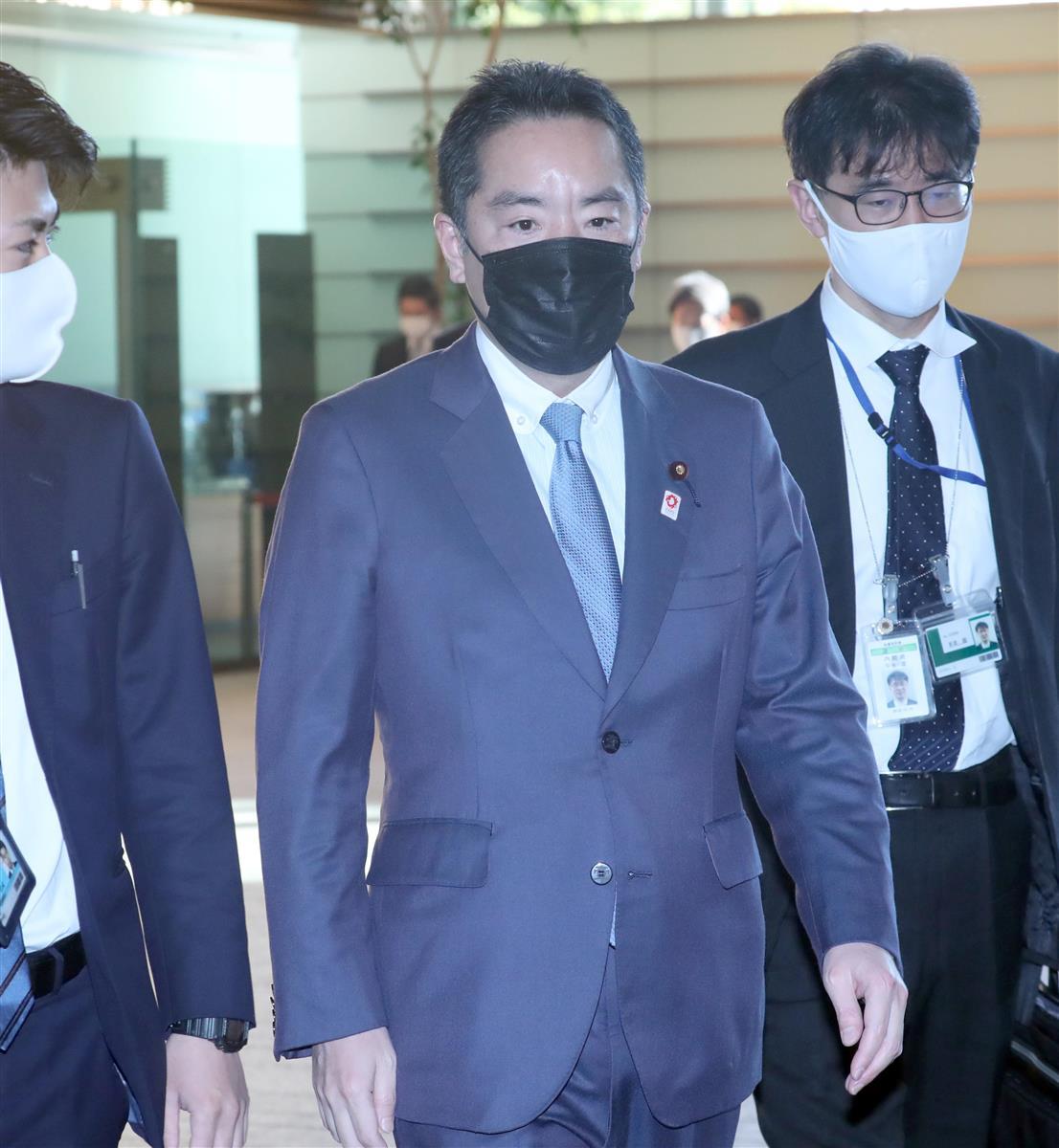 学術会議、3月末までに改革素案 梶田会長が井上担当相に伝える