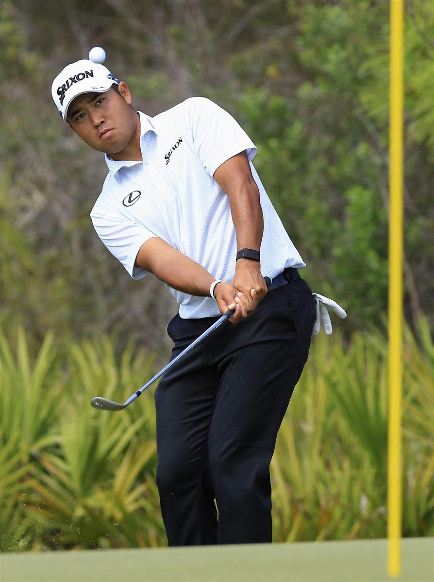 松山「久々にかみ合った」 納得のラウンド 世界選手権ゴルフ