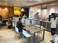 JR東グループが時間課金式カフェ テレワーク浸透に対応 さいたま新都心駅