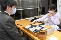 囲碁の仲邑初段、11歳最後の対局に勝ち7連勝