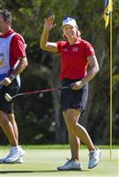 13季ぶり出場にソレンスタム「素晴らしかった」 米女子ゴルフのゲインブリッジLPGA最…