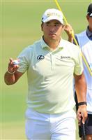 松山15位、「残念な1日」 男子ゴルフのワークデー選手権最終日