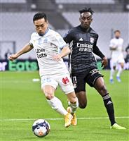 吉田、長友、川島らフル出場し橋岡もデビュー 欧州サッカー