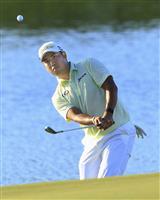 松山が最後に悔い残す 男子ゴルフのワークデー選手権最終日
