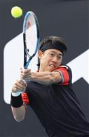 錦織は45位に後退 男子テニスの1日付世界ランク
