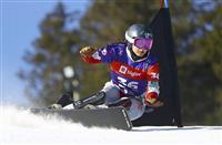 竹内は前回上回る8強 スノーボード世界選手権