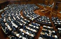 3年度予算案が衆院通過 年度内成立へ