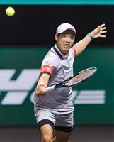 錦織が今季初勝利 ABN・AMROテニス